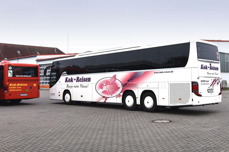Kok Reisebus
